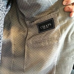 Chaps Suits & Blazers - Chaps Gray Sports Coat 50R